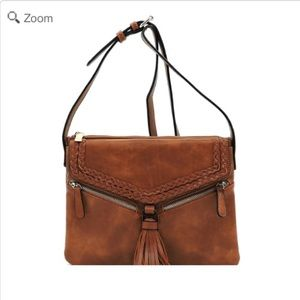 Handbags - NEW Fashion Tassel Envelope Crossbody Bag